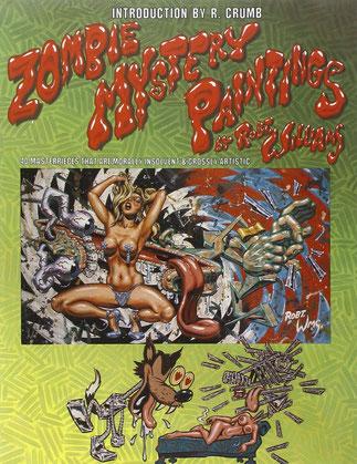 ロバート・ウィリアムス,ロバート・クラム「Zombie Mystery Paintings」