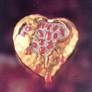 「ざくろの心臓」
