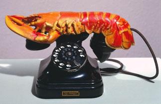 「ロブスター電話」