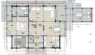 Дом Хонка 583 кв.м. 1 этаж