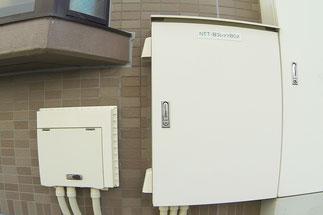 NTTフレッツ光ネクスト用VDSL装置