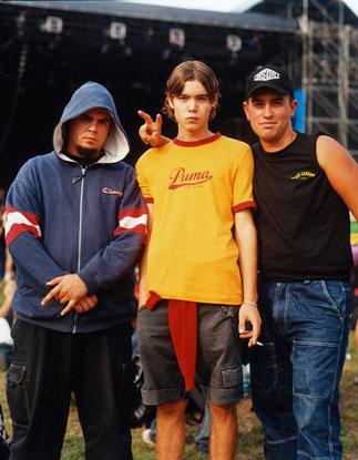Korn, 2002