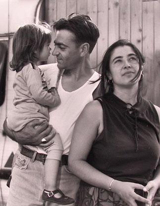 In famiglia, 1994-1996