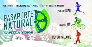 PASAPORTE NATURAL DE CASTILLA Y LEON - Hoyos del Espino (Avila), 19-07-2015
