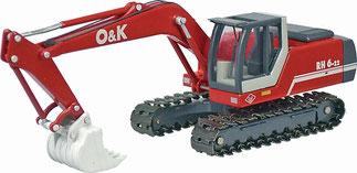 O&K RH6 Excavator