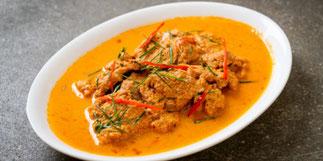 Mijoté de porc au curry