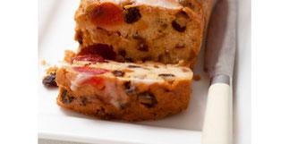 Cake aux merguez et tomates