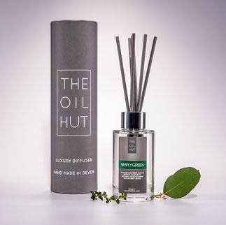 The Oil Hut - Essentials Oils