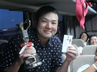 第 19 回 競 技 会 優 勝 西 村  剛 様