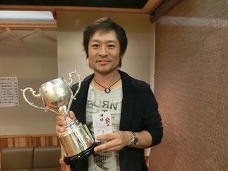 27年度 クラブチャンピオン 水野 大 様