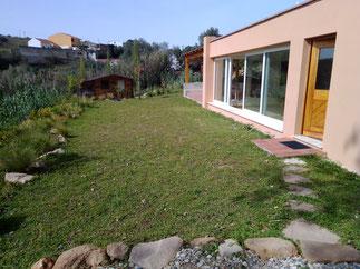 estúdio de corpo e alma, fachada da frente, espaço exterior, fachada de vidros, porta de entrada