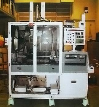 シャフト塗装・乾燥機:新計装株式会社