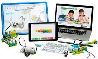 Lego WeDo 2.0 Software für PC, MAC, Android, iOS