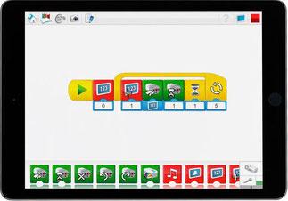 Lego WeDo 2.0 App