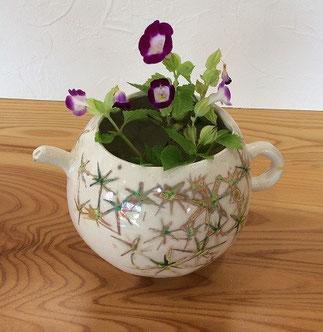 器と珈琲 Lien りあん のギャラリー: イタリア・フィレンツェの陶芸家 パオラ・スタッチオリの作品