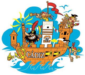 """Galeón Cádiz"""