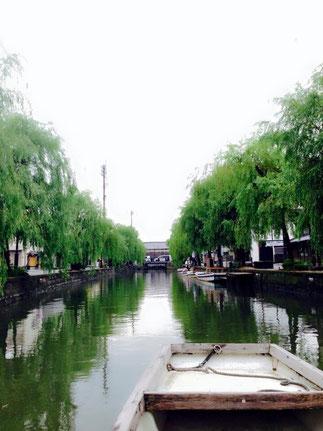 福岡・水郷と鰻の柳川