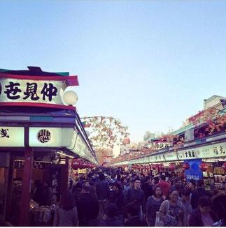 東京・浅草