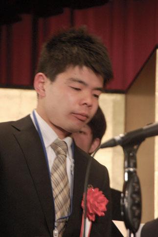 1級技能士の杉 幸治氏(秋山木工)