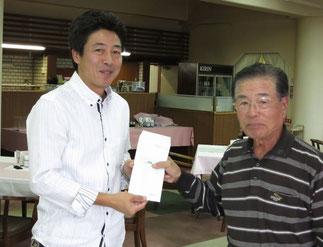 2014.10.15優勝者本橋保氏と横内会長