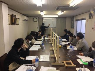 2020年12月13日学科講習会講師中島氏(1級技能士)