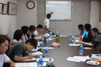 産業技術センター 齊藤修二氏の講義