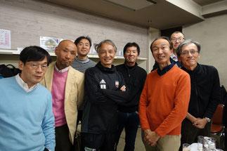 SHA49eraのメンバー26期~31期。