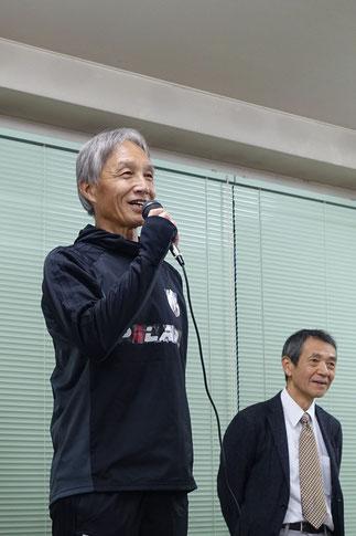 26期宮崎洋氏は、62才で得点を挙げ特別賞。
