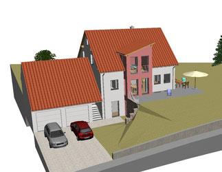 So könnte Ihr Haus aussehen!