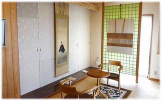 姫路市の古美術商 骨董品店 森下美術|店内風景