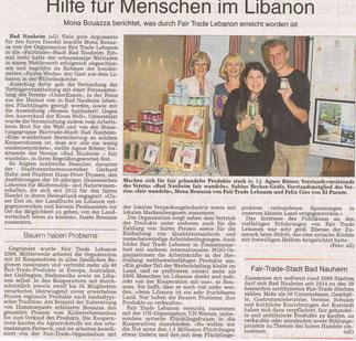 Weltladen Fairtrade Bad Nauheim