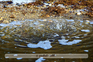 Wasser See Fluss fließend Natur Outdoor Naturfotographie wasser sylvenstein winter