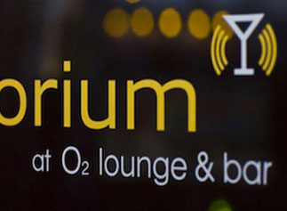 Auditorium O2 lounge & bar