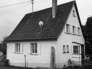 'Bürgermeister Haus' von 1953