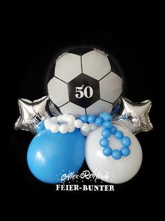 G 042 - Fan-Freude - in Vereinsfarben - 24,90€