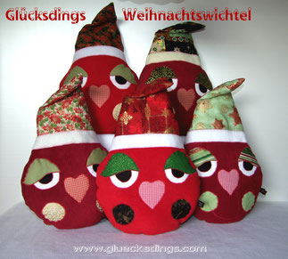 Glücksdings Weihnachtsglückswichtel