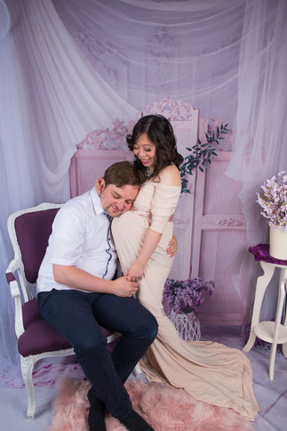 zwangerschapsjurk schommel