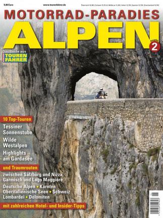 """TF-Sonderheft """"Motorrad-Paradies ALPEN 2"""", März 2019"""