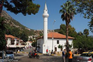 In der Altstadt von Kaş