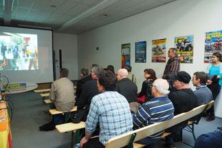 TOURENFAHRER-Lounge D 103 auf der IMOT in München