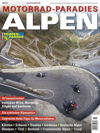 "TF-Sonderheft ""Motorrad-Paradies ALPEN"", Mai 2018"
