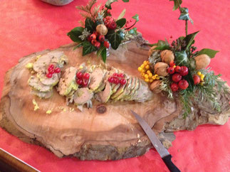 foie gras de nos participants aux ateliers