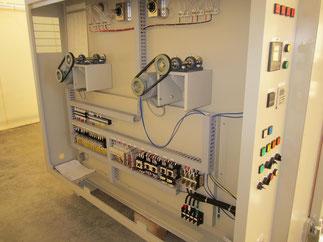 恒温槽制御盤