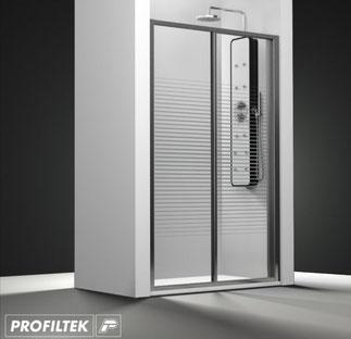 Mampara de ducha Ecodux ec-211