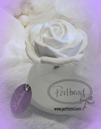 www.perltrend.com Duft Diffuser Blume Dekoration Home