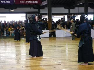 この後、菅沼満寛 先輩の豪快なメンが炸裂する