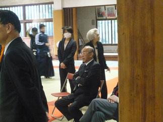 当日は関西から縦之会 西村会長にもご臨席いただいた