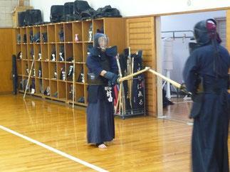 参加OB最年少の村田先輩!さすがに動きはキッレキレでした。