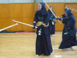 高本先輩も熊本県から参加。