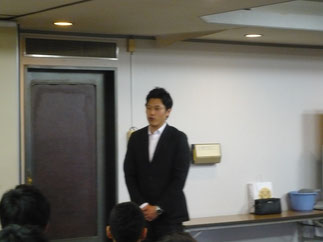 兵庫県議会議員選挙でトップ当選を果たした奥谷謙一 先輩より報告と御礼